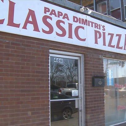 Papa Dimitri's Classic Pizza