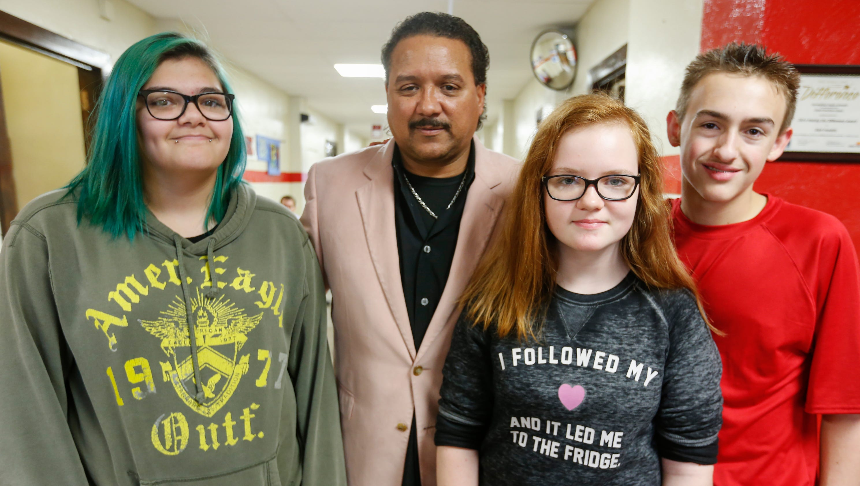 reed middle school students win mlk day writing video contests