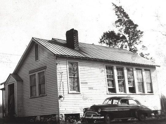 The Lee Buckner School was built in Williamson County