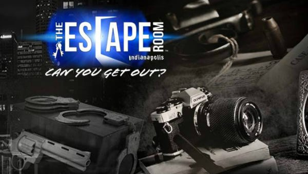 The Escape Room Indy