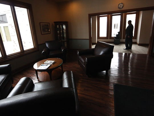 Various areas in the Beauterre Recovery Institute afford patients the opportunity to relax and interact in a comfortable environment in the Owatonna, Minn., addiction treatment center.