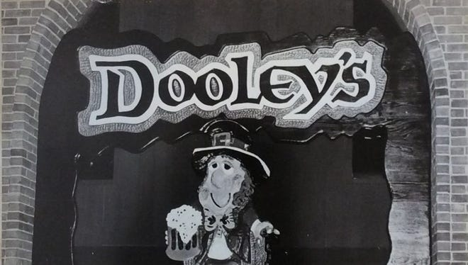 Dooley's in East Lansing, undated photo.