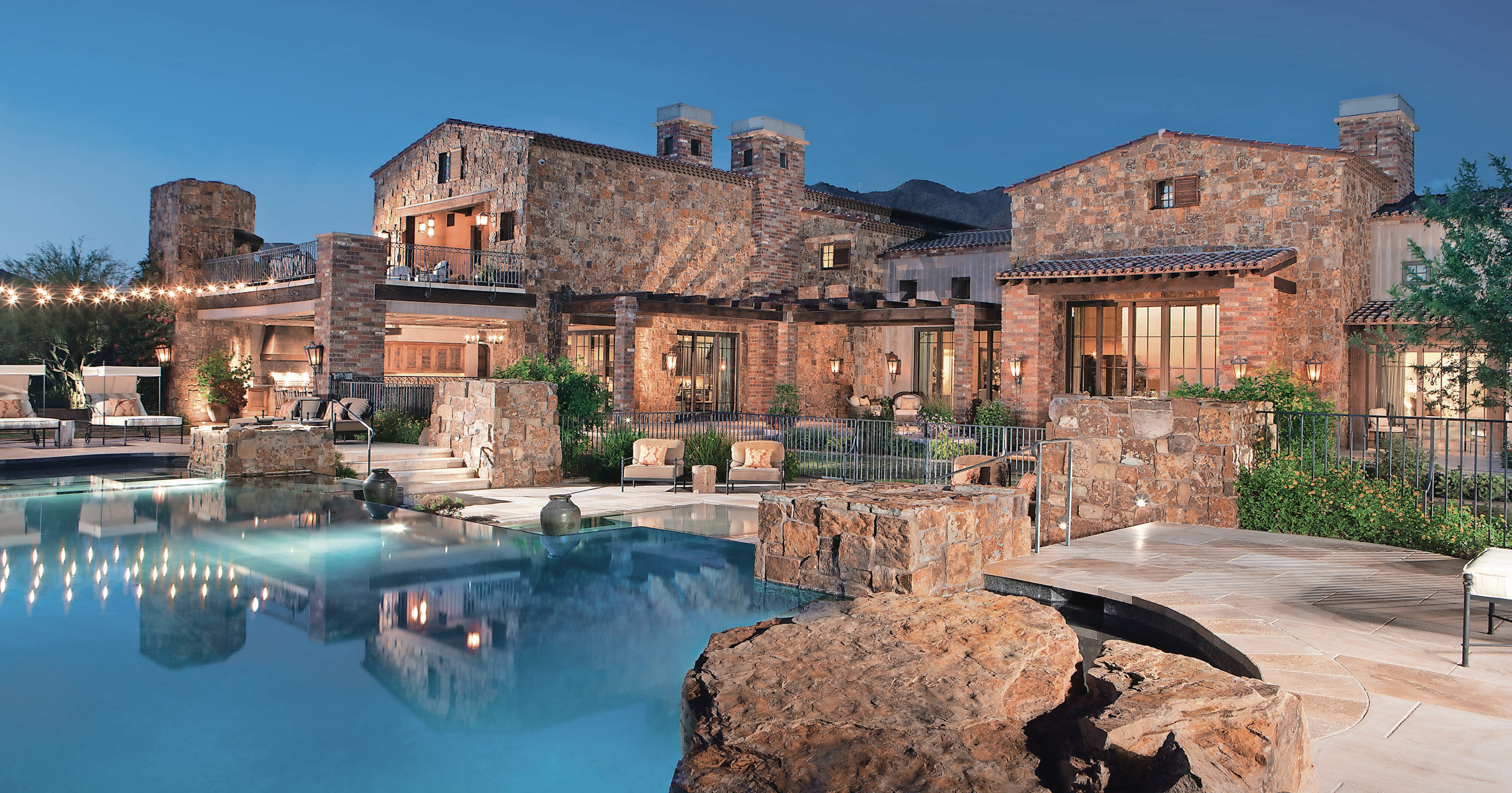 Another record Arizona home sale: $18 8 million mansion in
