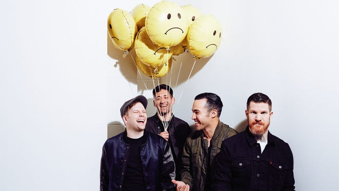 Fall Out Boy will bring their Mania Tour to El Paso on Sept. 25.