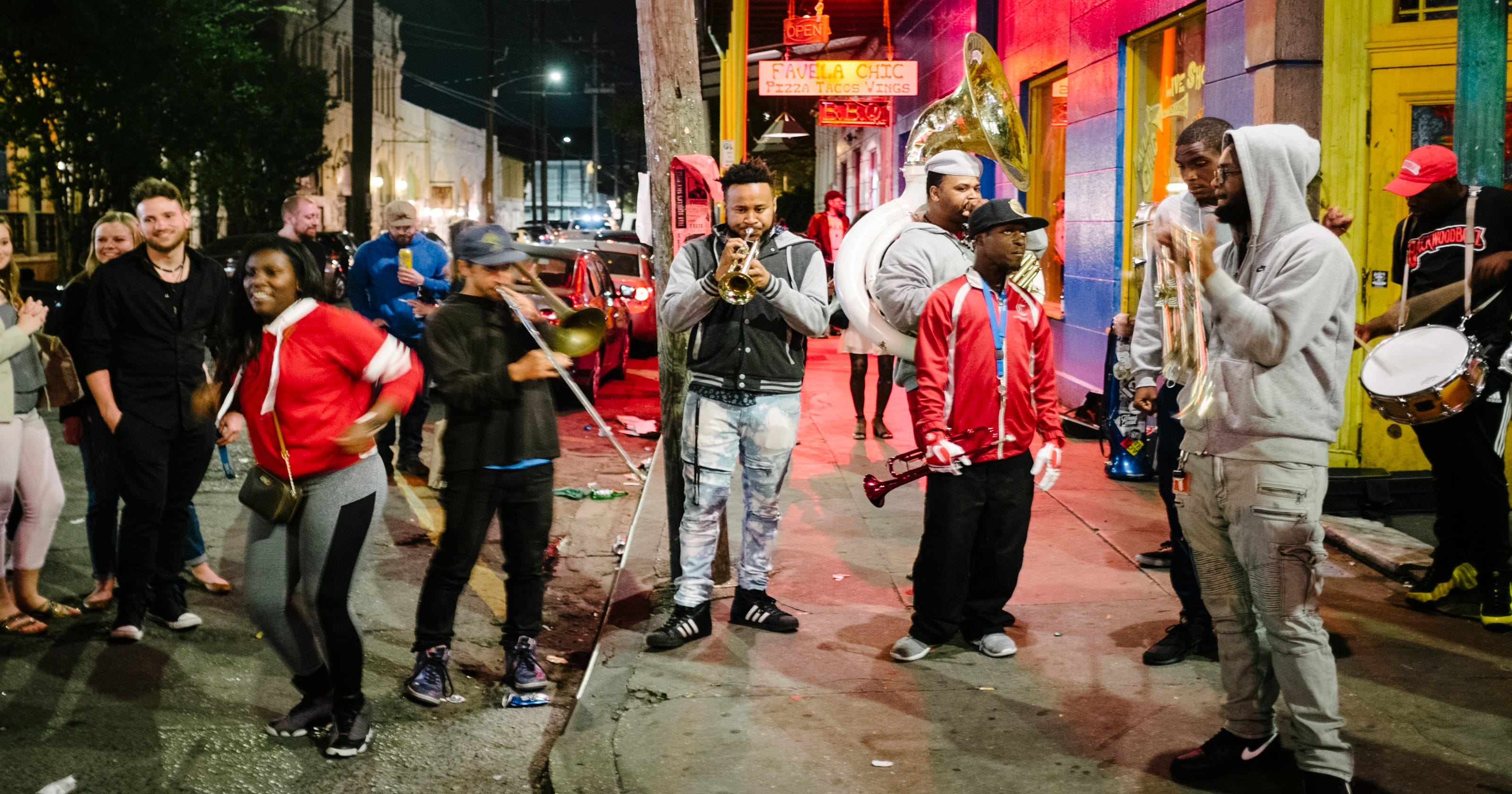 New Orleans At 300: The Tricentennial Marks City's Gritty
