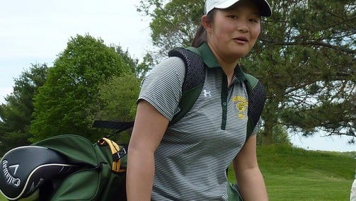 Wardlaw-Hartridge's Sydney Kuo is Home News Tribune 2018 Girls Golfer of the Year