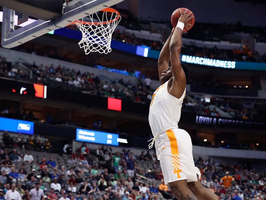 NCAA Basketball: NCAA Tournament-Second Round-Tennessee vs Loyola Chicago