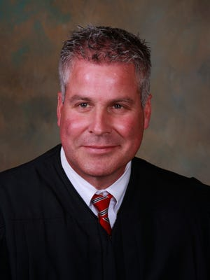 Vanderburgh Superior Court Magistrate Jeffrey T. Shoulders.
