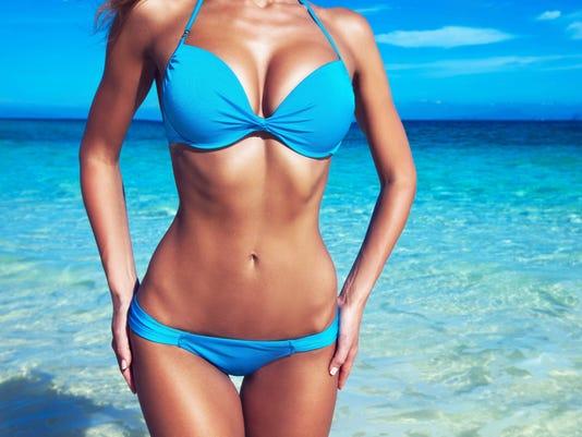 bikini thigh gap images