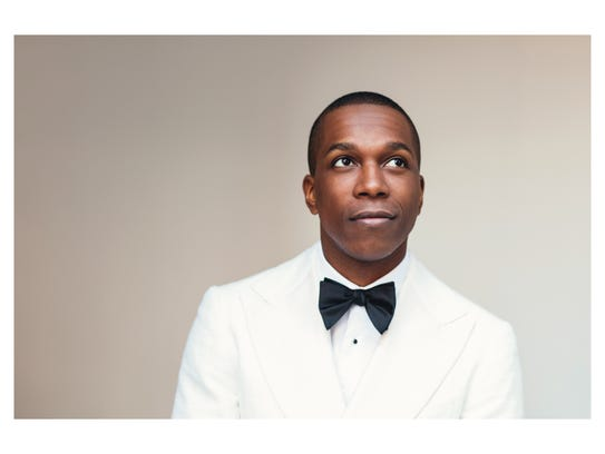 """""""Hamilton"""" star Leslie Odom Jr. performs a sold-out"""