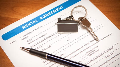 If a tenant moves out and breaches a lease, the landlord's first obligation is to make reasonable efforts to find a new tenant.
