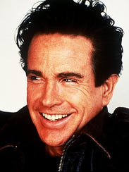Warren Beatty (in 1991) inspired one verse of the hit