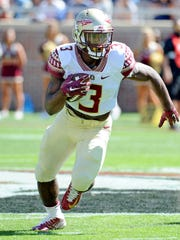 Florida State freshman tailback Cam Akers will look for a breakout performance against Duke.