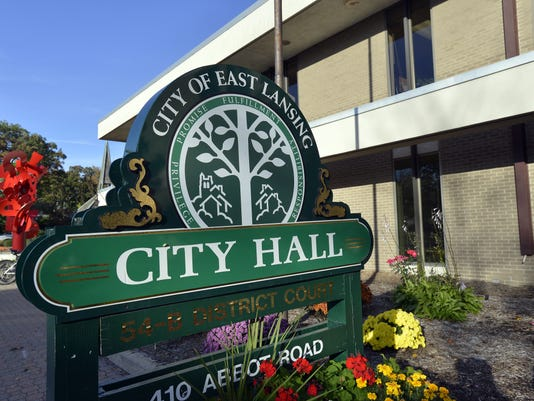 East Lansing City Hall 1