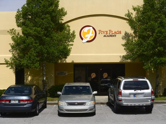Property from other schools operated by Newpoint Education Partners was found on the Pensacola Newpoint campus while the school district was conducting inventory.
