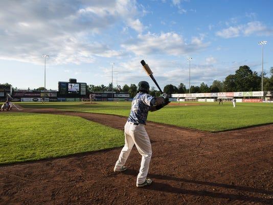 Auburn vs. Vermont Baseball 07/22/15