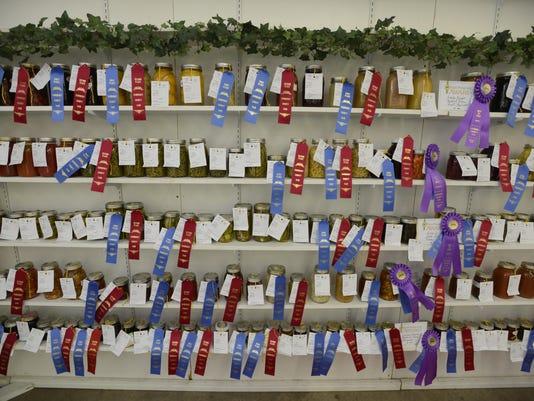Ribbon winners