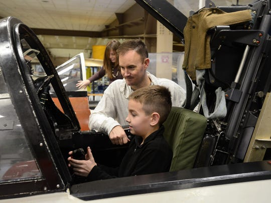 """National Museum of Naval Aviation makes the """"Top 20 Museum in the USA"""" list by Yelp"""