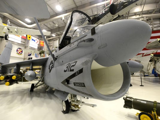 """National Museum of Naval Aviation makes the """"Top 20 Museum in the USA"""" by Yelp"""