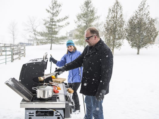 Broil King Winter Grilling