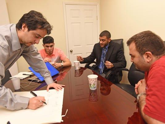 Muslim meeting2