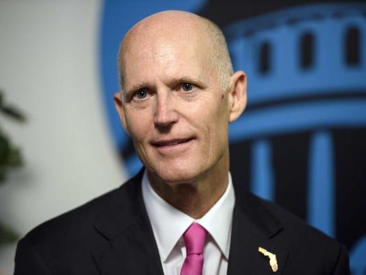 News: Florida Governor Rick Scott
