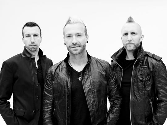 Thousand Foot Krutch is among the bands slated to play