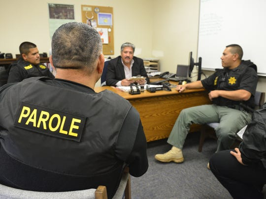 State parole agents talk about Operation Boo, which happens on Halloween night.