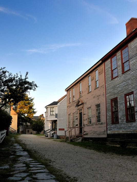 Pioneer Settlement Thoroughfare