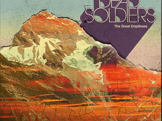 The Dead Soldiers mark their new disc with a concert at the New Daisy on Friday.