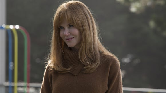 Nicole Kidman as Celeste Wright in HBO's 'Big Little