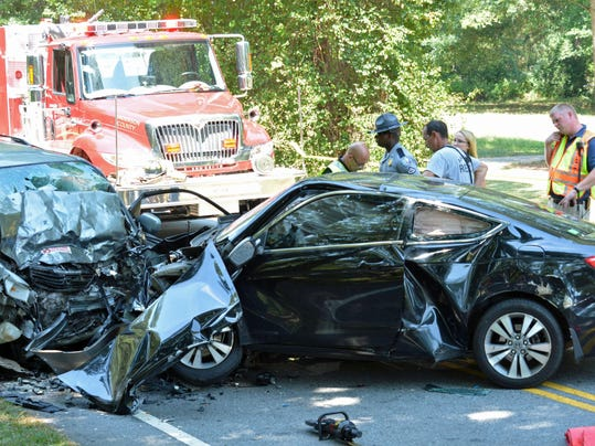 Today Car Accident In The Palmetto