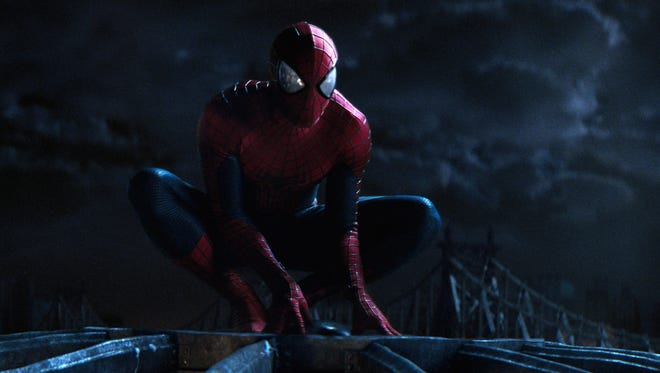 """The Amazing Spider-Man 2,"" starring Andrew Garfield as the web-spinning superhero, is hoping to still prove the character is a box-office draw."
