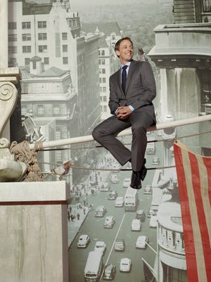 Taking over 'Late Night' will be a new high-wire act for Seth Meyers.