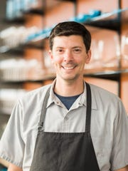 Joseph Lenn, executive chef/owner of J.C. Holdway and 2013 James Beard Award winner for best chef Southeast