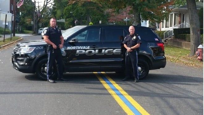 Northvale Police vehicle