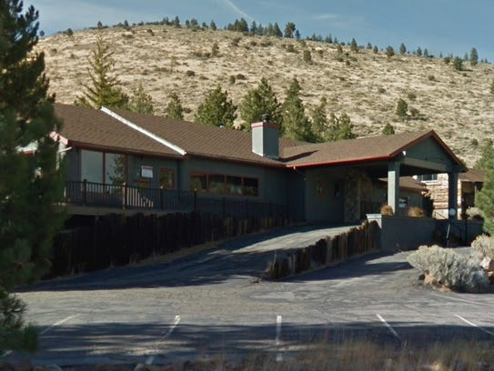 The former Lodge at Galena on Mount Rose Highway, shown