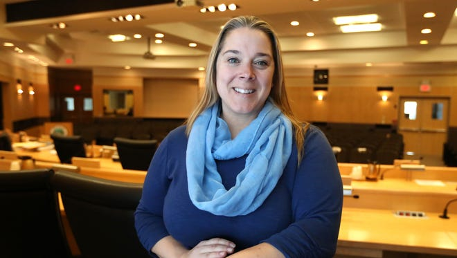 Rockland County Legislator Legislator Laurie Santulli R-Congers, said she is undecided in the 2016 presdiential campaign.