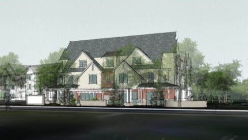 A 175-unit apartment development is being proposed in Brown Deer by Fiduciary Real Estate Development Inc.