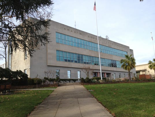 #stockphoto - Shasta County Court House