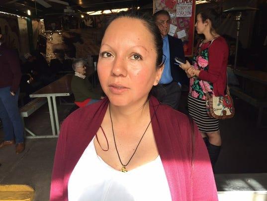 """Mexicana indocumentada en EEUU dice se sintió """"una criminal"""" al ser deportada"""