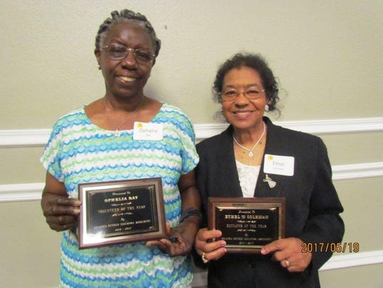 EREA's 2017 Volunteer and Educator of the Year