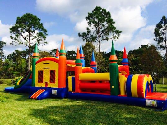 bouncy house 1