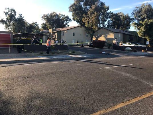 Pedestrain killed in Peoria