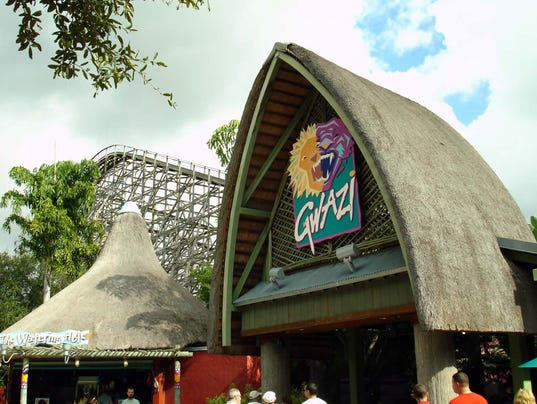 Busch Gardens Closing Its Gwazi Wooden Roller Coaster