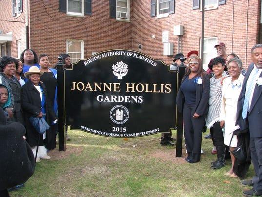 Plainfield housing commemorates former councilwoman for Olive garden union nj