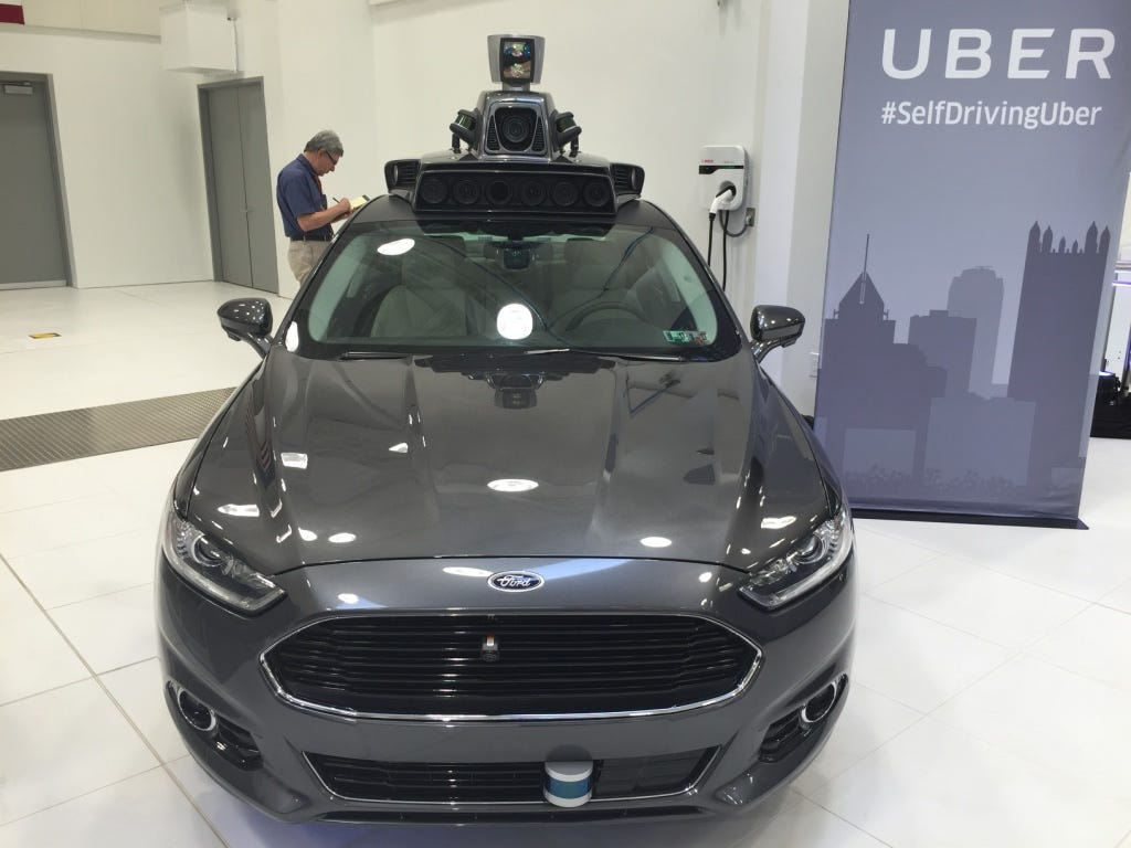 636093799849074386-Ford-Fusion-Uber-self-driving-car.jpg & Why self-driving Ubers are rolling around Pittsburgh markmcfarlin.com