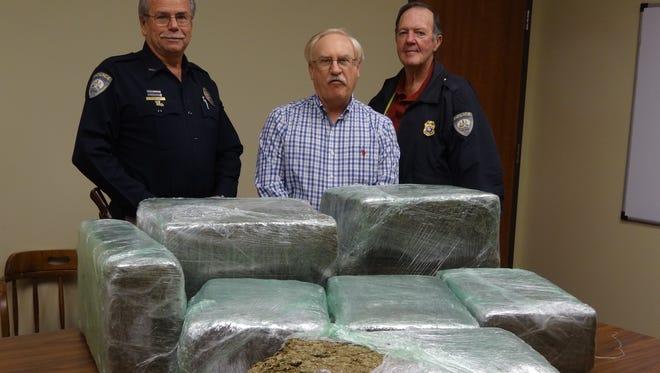 APSO nets 200 pounds of marijuana