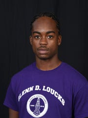 Malik Lewis, Poughkeepsie track & field