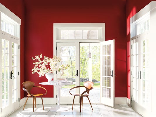 2018 Color Of The Year Selected By Paint Company Benjamin Moore